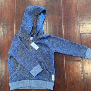 NWT Gap Hooded Sweatshirt- Size 3T